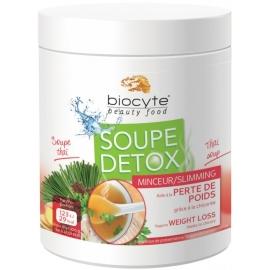 Biocyte Beauty Food Soupe Detox Minceur Poudre à diluer 144g
