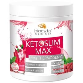 Biocyte Beauty Food Kétoslim Max Thermogenèse et Perte de Poids Poudre à diluer 280g