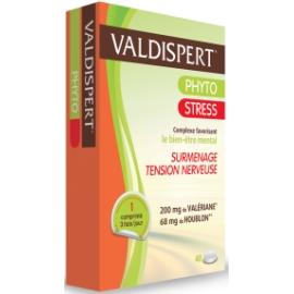 Valdispert Phyto Stress 40 Comprimés
