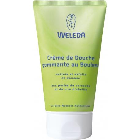 WELEDA CREME GOMMANTE BIO AU BOULEAU 150 ML