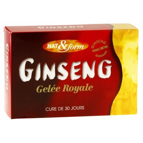GINSENG GELéE ROYALE CURE DE 30 JOURS