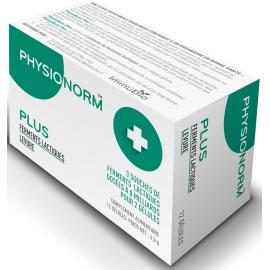 Physionorm Plus Ferments Lactiques Levure 12 Gélules