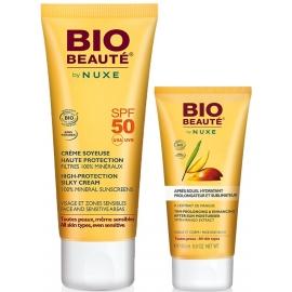 Nuxe Bio Beauté Solaire Crème Soyeuse SPF 50 Haute Protection 50 ml