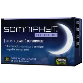 Santé Verte Somniphyt Nuit Calme 30 Comprimés
