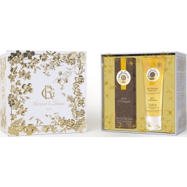 Roger & gallet Coffret Bois D'orange