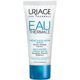 Uriage Crème D'Eau Riche Spf 20 40 ml