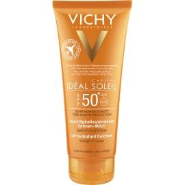 Vichy Idéal Soleil Spf 50 Lait Hydratant Fraîcheur 100 ml