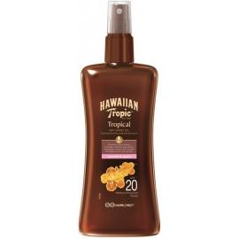 Hawaiian Tropic Huile Sèche Protectrice Spf 20 200 ml