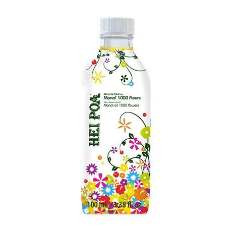 Hei Poa Monoï de Tahiti au Monoï 1 000 Fleurs 100 ml