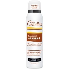 Rogé Cavaillesdéodorant absorb+ invisible 48h Spray 150 ml
