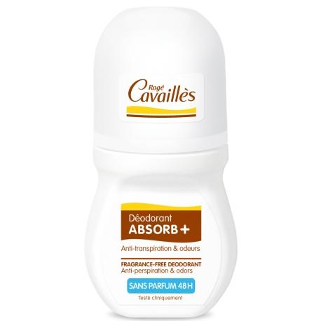 Rogé Cavailles Absorb+ Sans parfum 48h 50 ml