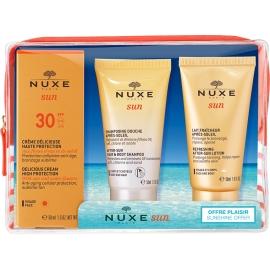 """Nuxe Sun Trousse """"Mon Rituel d'été 100 % plaisir"""" Spf 30"""