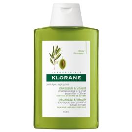 Klorane Capillaire Shampooing à l'extrait essentiel d'olivier 400 ML