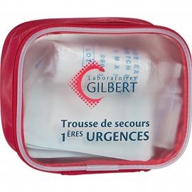 Gilbert Trousse de Secours 1ères Urgences