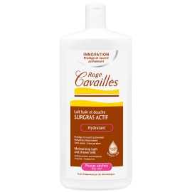 Roge Cavailles Lait bain et douche Hydratant Surgras Actif 300 ML