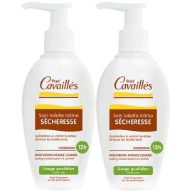Rogé Cavaillès Soin Toilette Intime Sécheresse 2 X 200 ml