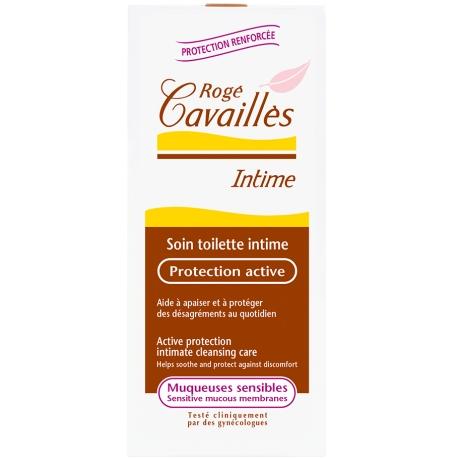 rogé cavaillès soin toilette intime protection active 200 ml
