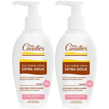 Rogé Cavaillès Soin toilette intime extra-doux 2x200 ML