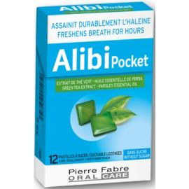 Alibi Pocket Pastilles à sucer x 12