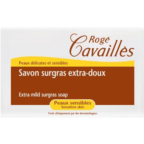Rogé Cavaillès Savon Surgras Extra-doux 150 g