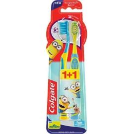 Colgate Brosse à Dents + 6 ans Minions x 2