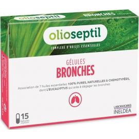 Olioseptil Gélules Bronches x 15