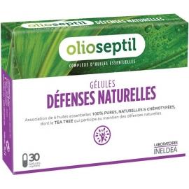 Olioseptil Gélules Défenses Naturelles x 30