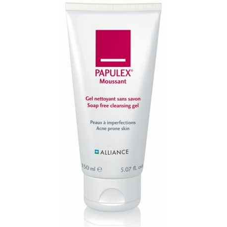Papulex Moussant  150 ml
