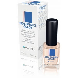 Gen-ongles Soin Restructurant Couleur Chair 10 ml