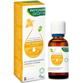 Phytosun Aroms Huile Végétale Rose Musquée Bio 50 ml