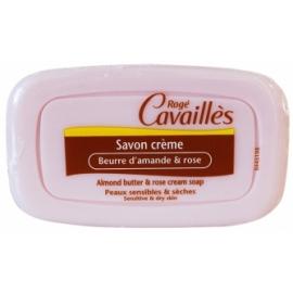 Rogé Cavaillès Savon Crème beurre d'Amande Rose 115 g