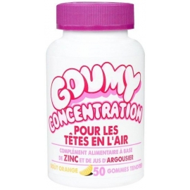Goumy Concentration 50 Gommes