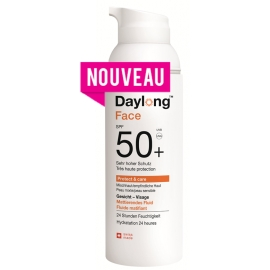 Daylon Spf 50+ Protect & Care Visage Fluide matifiant 50 ml
