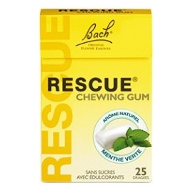 Rescue Chewing Gum x 25