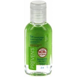 Preven's Gel Hydroalcoolique Pomme 25 ml