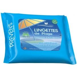 Preven's Lingettes De Plage x 15