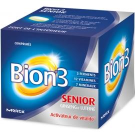 Bion 3 Seniors Activateur de Vitalité 30 Comprimes