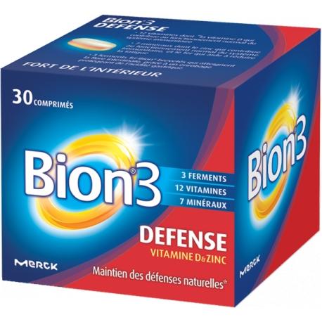 Bion3 Défense 30 Comprimes