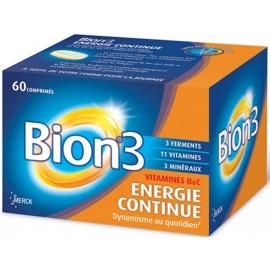 Bion3 Energie Contiue 60 comprimés