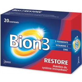 Bion3 Restore 20 Comprimes