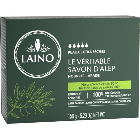 Laino Le Véritable Savon D'alep Pain de 150 G