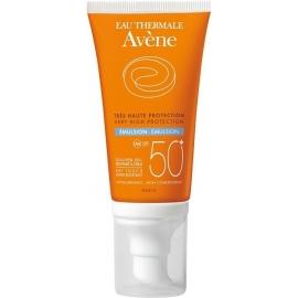 Avène Spf 50 Emulsion Solaire 50 ml