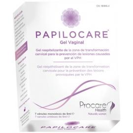 Papilocare Gel Vaginal Canules unidoses de 5 ml x 7