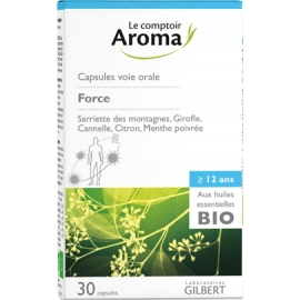 Le Comptoir Aroma Force 30 Capsules