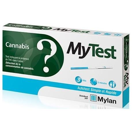 MyTest Autotest Cannabis x 3