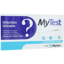 MyTest Autotest Infection Urinaire x 3
