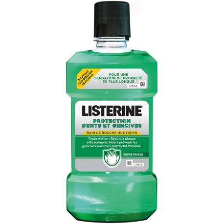 Listerine Protection Dents et Gencives 500 ml