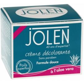 Jolen Crème Décolorante à l'aloe Vera 30 ml