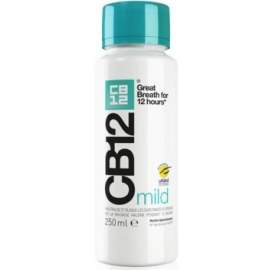 CB12 Bain de Bouche Menthe Légère 250ml