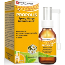 Forté Pharma Propolis Spray Gorge Adoucissant 15 ml